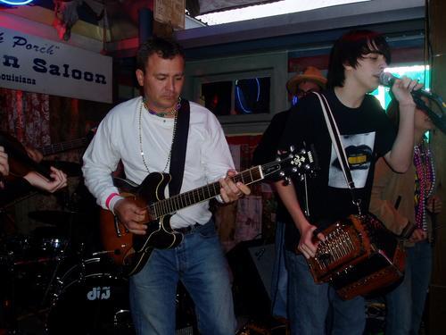 Michael guitariste